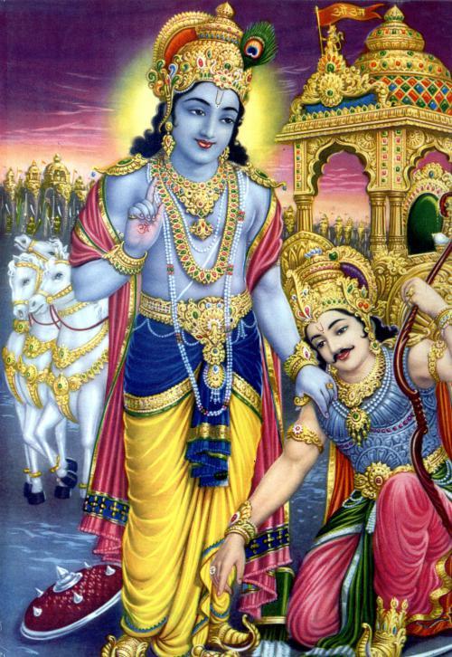 karma in bhagavad gita and shakuntala essay